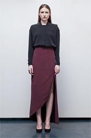 ISABELL DE HILLERIN Bluse 275,00€