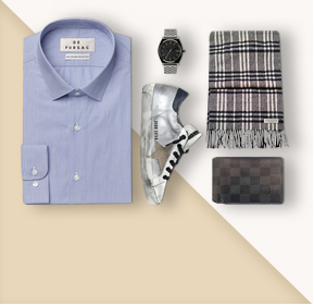 MEN'S STYLE - Style at a steal