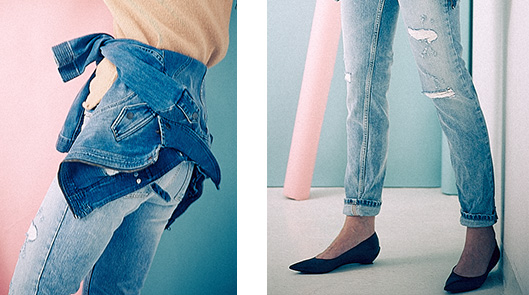 Die Boyfriend Jeans