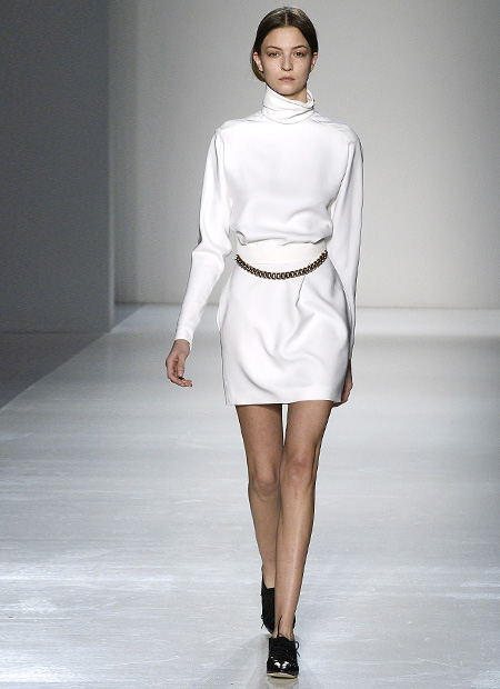 Elegantes Weiß