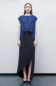 ISABELL DE HILLERIN Bluse 210,00€